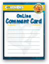 C-Lovers - Fish and Chips - Comment Card - Contact Us