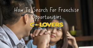 Finding a franchise and searching for franchising opportunities