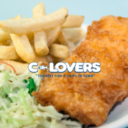 C-Lovers Fish & Chips Franchise Red Deer, AB