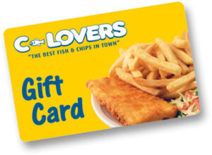 C-Lovers Gift Card